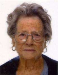 Necrologio ed informazioni sul funerale di Angela Rosa Luzi