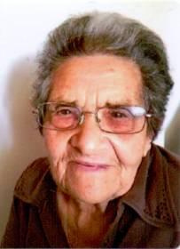 Necrologio ed informazioni sul funerale di Emilia Quintili