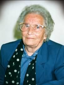 Necrologio ed informazioni sul funerale di Caterina Orsolini