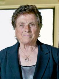 Funerali Venarotta - Necrologio di Angela Gaspari