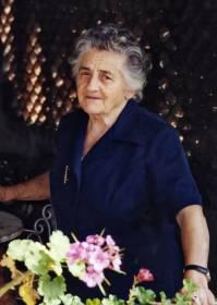 Necrologio ed informazioni sul funerale di Onelia Fiorasi