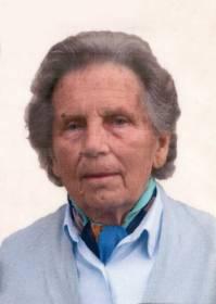 Necrologio ed informazioni sul funerale di Nella Perondi