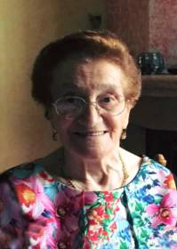 Necrologio ed informazioni sul funerale di Giovanna Casari