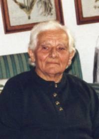 Necrologio ed informazioni sul funerale di Maria Ferrari