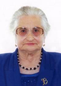 Necrologio ed informazioni sul funerale di Bianca Ferrari