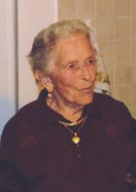 Necrologio ed informazioni sul funerale di Nerina Sacchi