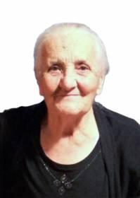 Necrologio ed informazioni sul funerale di Fulgidina Franzosi