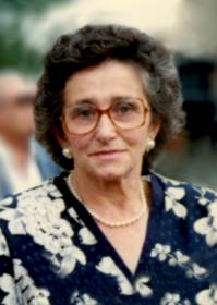 Necrologio ed informazioni sul funerale di Amedea Traldi