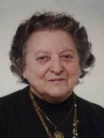 Funerali Gonzaga - Necrologio di Ebe Andreani