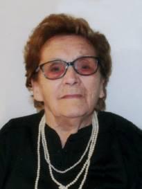 Necrologio ed informazioni sul funerale di Maria Oliani