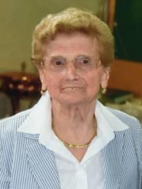 Funerali Gonzaga - Necrologio di Rosalia Malavasi