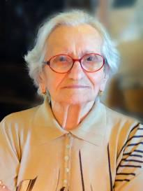 Necrologio ed informazioni sul funerale di Lina Vecchi