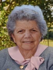 Necrologio ed informazioni sul funerale di Eva Negrelli