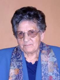 Necrologio ed informazioni sul funerale di Esterina Nigro