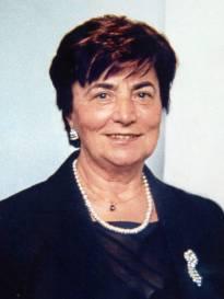 Funerali Moglia - Necrologio di Anna Petocchi
