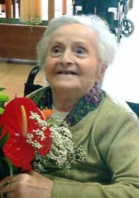 Necrologio ed informazioni sul funerale di Anita Perticaroli