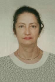 Necrologio ed informazioni sul funerale di Giovanna Zandri