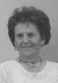 Necrologio ed informazioni sul funerale di Letizia Falappa