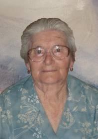 Necrologio ed informazioni sul funerale di Franca Salustri