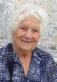 Necrologio ed informazioni sul funerale di Maria del Moro