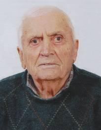 Necrologio ed informazioni sul funerale di Dino Ragni