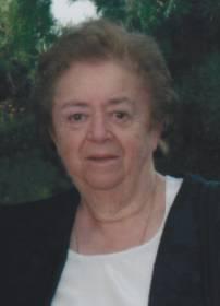 Funerali Monsano - Necrologio di Angelina Catani
