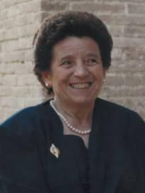 Funerali Castelfidardo - Necrologio di Valeria Tamagnini
