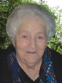 Funerali Monsano - Necrologio di Almerina Marconi