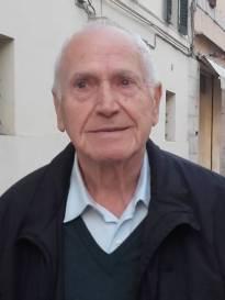 Necrologio ed informazioni sul funerale di Remo della Vedova