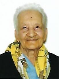 Necrologio ed informazioni sul funerale di Maria Nardella