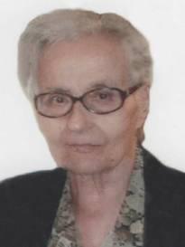 Necrologio ed informazioni sul funerale di Giannina Fabrizi