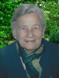 Necrologio ed informazioni sul funerale di Elsa Zannini