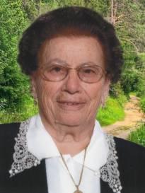 Funerali Monsano - Necrologio di Evelina Pieralisi