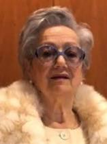 Necrologio ed informazioni sul funerale di Anna Maria Leoni