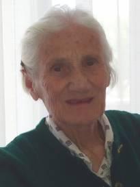 Funerali Fabriano - Necrologio di Elena Gianangeli