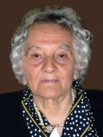 Necrologio ed informazioni sul funerale di Fiorina Martelli