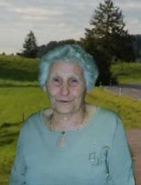Necrologio ed informazioni sul funerale di Rosa Scaloni