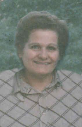 Necrologio ed informazioni sul funerale di Clelia Pierpaoli