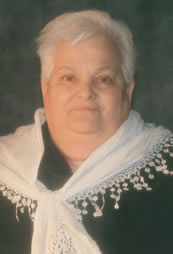 Necrologio ed informazioni sul funerale di Rosella Manzetti
