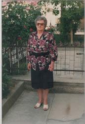 Necrologio ed informazioni sul funerale di Gina Valeri