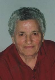 Necrologio ed informazioni sul funerale di Augusta Zoppi