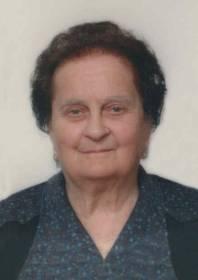 Necrologio ed informazioni sul funerale di Elena Pergolini