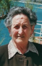 Necrologio ed informazioni sul funerale di Elena Santoni