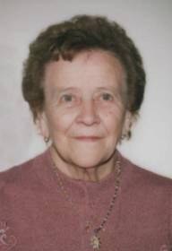 Necrologio ed informazioni sul funerale di Anna Maria Catani