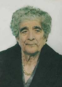 Necrologio ed informazioni sul funerale di Maria Brunori