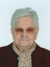 Necrologio ed informazioni sul funerale di Lina Cantarini