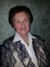 Funerali Misano - Necrologio di Vincenzina Mezzanotte