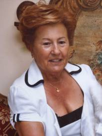 Funerali Riccione - Necrologio di Angela Alberigi