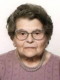Funerali Riccione - Necrologio di Olga Moroncelli