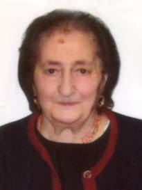 Funerali Riccione - Necrologio di Irma Giulianelli